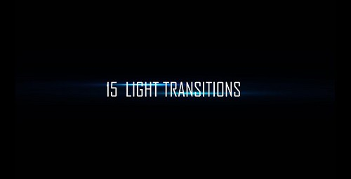 15 LIGHT TRANSITIONS SONY VEGAS PRO
