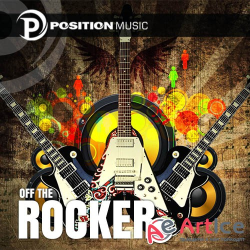 Production Music Series Vol. 83 - Off The Rocker