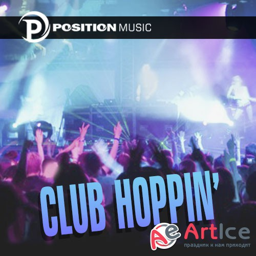 Production Music Series Vol. 88 - Club Hoppin'