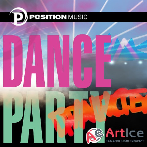 Production Music Series Vol. 92 - Dance Party