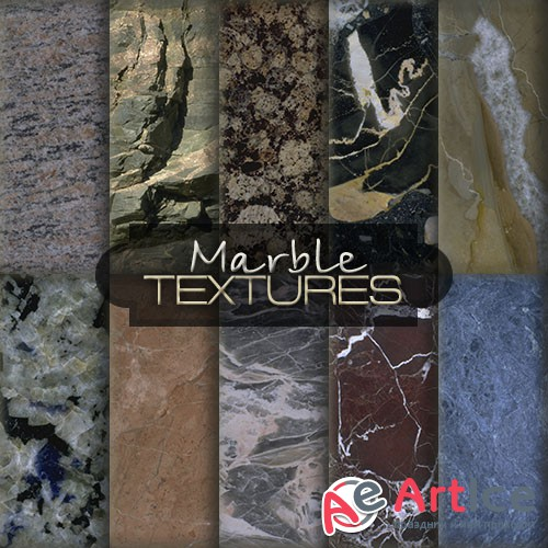 Photo Libraries -  Marble Textures