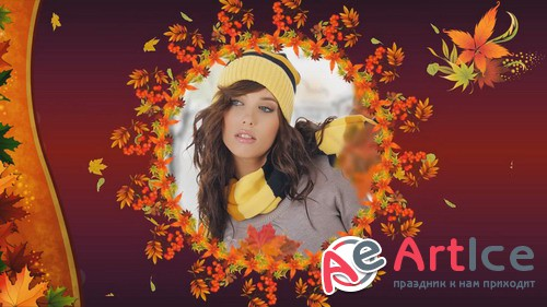 Проект ProShow Producer - Spinning Autumn