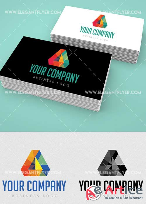 Business Logotype V2 Premium Logo Template