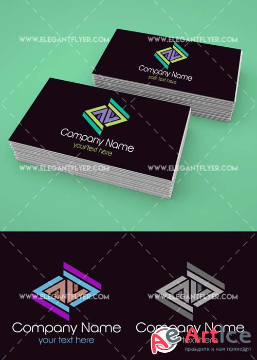 Attractive Design Logotype V4 Premium Logo Template