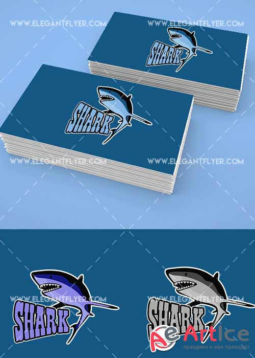 Fishing Logotype V3 Premium Logo Template