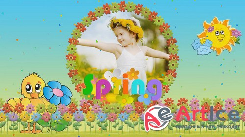 Проект ProShow Producer - Welcome Spring