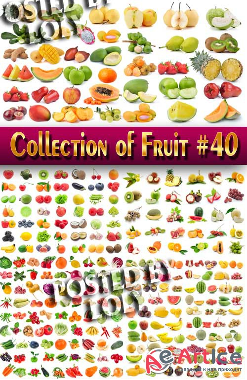 Food. Mega Collection. Fruit #40 - Stock Photo