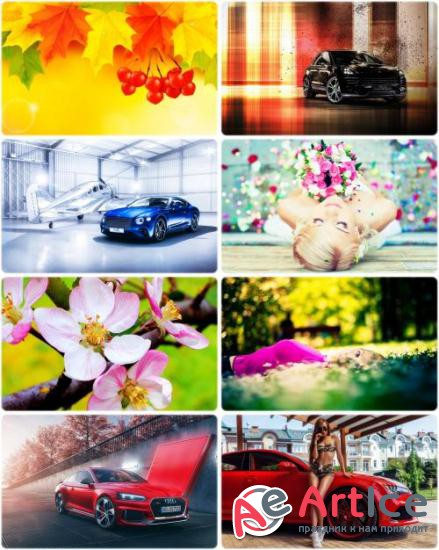 Wallpapers Mixed Pack 50