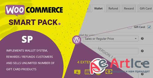 CodeCanyon - WooCommerce Smart Pack v1.3.4 - 20265145