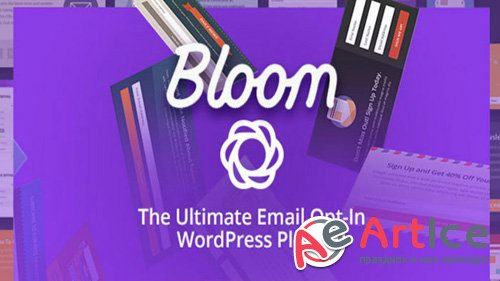 ElegantThemes - Bloom v1.3.1 - eMail Opt-In WordPress Plugin