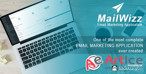 CodeCanyon - MailWizz v1.5.7 - Email Marketing Application - 6122150 - NULLED