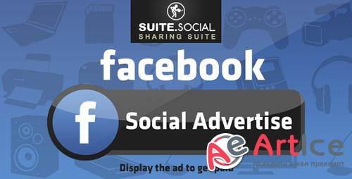 CodeCanyon - Social Sharer v1.0 - Facebook Social Advert - 21117140