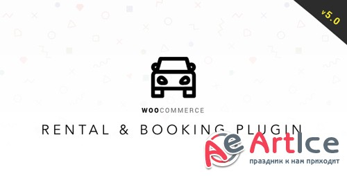 CodeCanyon - RnB v6.0.2 - WooCommerce Rental & Bookings System - 14835145