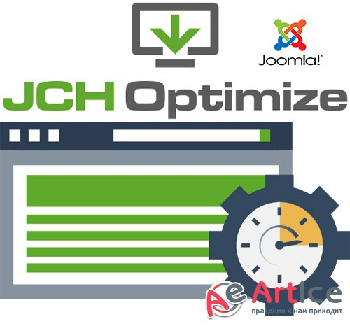 JCH Optimize Pro v5.2.3 - Speed Up Your Joomla Website