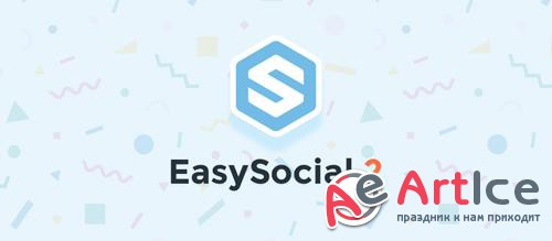 EasySocial Pro v2.2.2 - Social Network Extension For Joomla