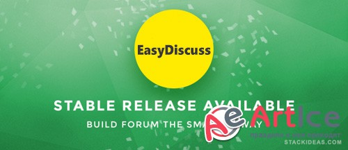EasyDiscuss Pro v4.1.1 - Smarter Forums For Joomla