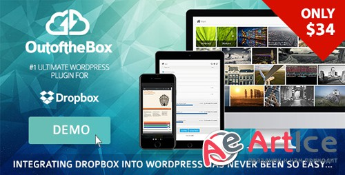 CodeCanyon - Out-of-the-Box v1.13 - Dropbox plugin for WordPress - 5529125