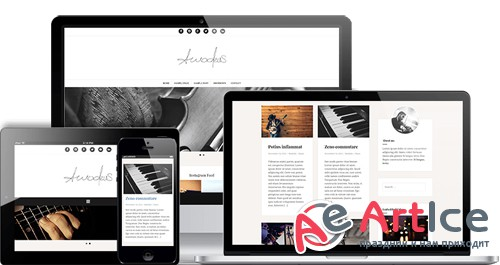 ThemeIsle - Amadeus Pro v1.6.0 - Premium WordPress Blogging Theme
