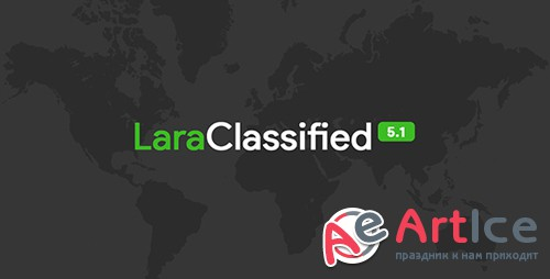 CodeCanyon - LaraClassified v5.1 - Geo Classified Ads CMS - 16458425 - NULLED