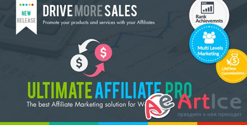 CodeCanyon - Ultimate Affiliate Pro WordPress Plugin v4.3 - 16527729 - NULLED