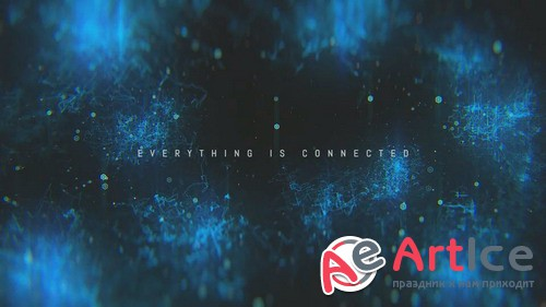 Everything is Connected Titles - Project for After Effects (Videohive)