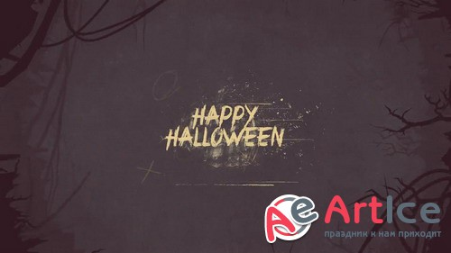 Horror Opener - Project for After Effects (Videohive)