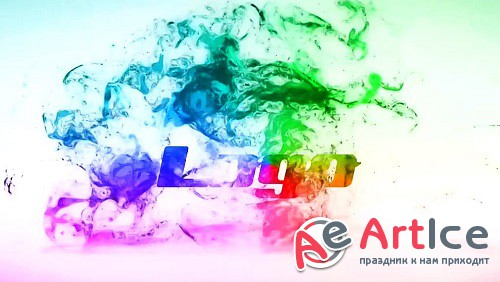 Colorful Splash Logo Reveal 302826 - After Effects Templates