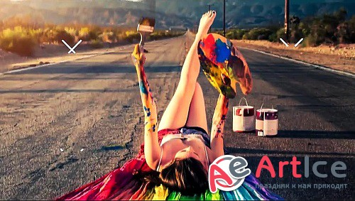 Fast Travel Promo (No Text) 303094 - After Effects Templates