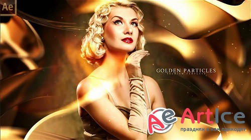 Golden Spiral 311331 - After Effects Templates