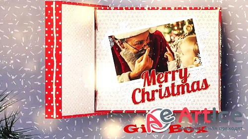 Christmas Gift Box-332942 - After Effects Templates