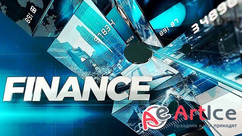 Economy News Intro 340335 - After Effects Templates