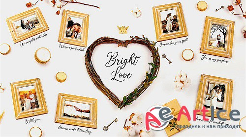 Bright Love 14402663 - Project for After Effects