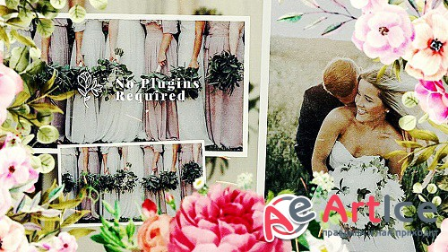 Wedding Slideshow 14171670 - Project for After Effects