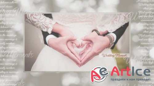 Проект ProShow Producer - Wedding Slideshow BD