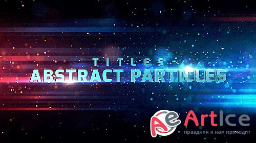 Abstract Titles 12796259 - After Effects Templates