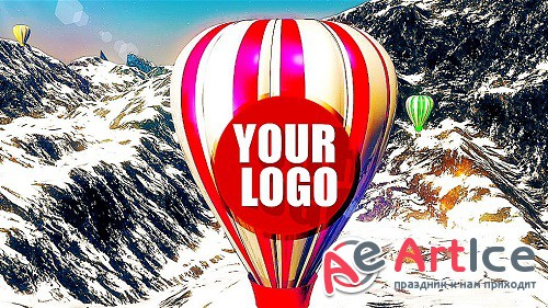 Balloon logo 10806937 - After Effects Templates