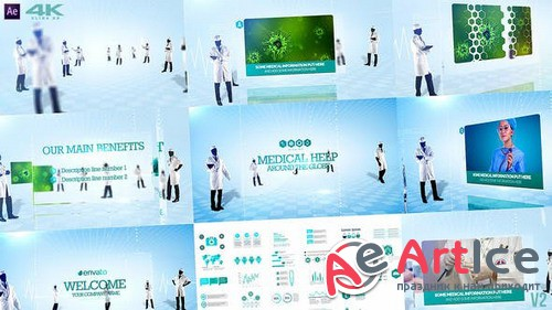 Favorite Medical Presentation v2.2 - Project for After Effects (Videohive)