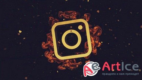 Instagram Intro - After Effects templates