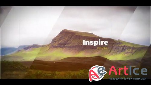 Inspire Slideshow 85230439 - After Effects Templates