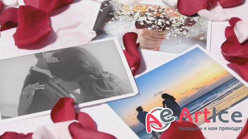 Проект ProShow Producer - Wedding Roses