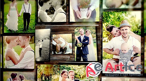 Gallery Wedding Story 6618656 - Project for After Effects