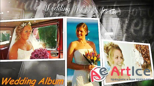 My Wedding Album 9139568 - Project for After Effects