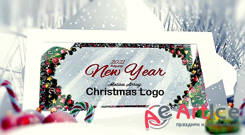 Christmas Logo 851477 - Project for After Effects