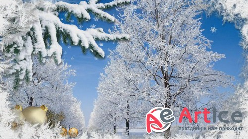 Проект ProShow Producer - Winter festivities