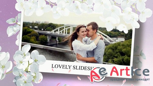 Проект ProShow Producer - Lovely Slideshow BD